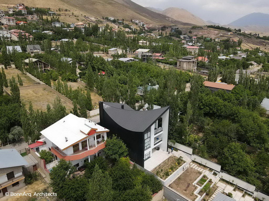 Behzad Atabaki ; Parshia Qaregozloo, www.BonnArq.com, www.behzadatabaki.com