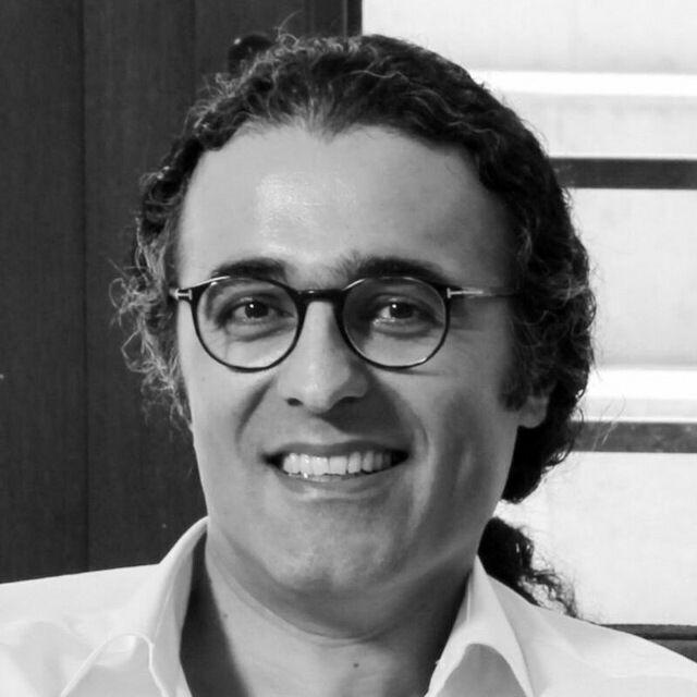 Behzad Atabaki portrait
